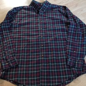 Brooks Brothers Dress Shirt Size Large